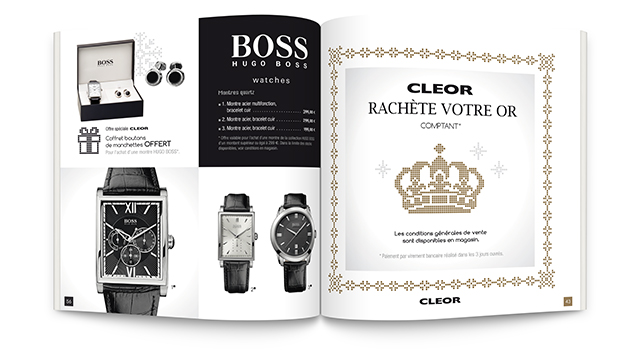 Catalogue Noël CLEOR